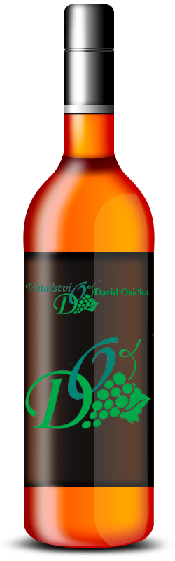 Růžové-víno